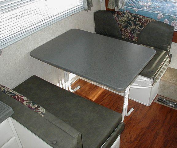 dinette table for camper