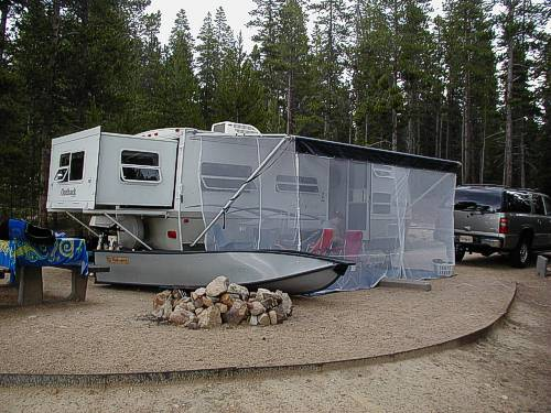 Add A Room Screened Awning Enclosure Etc Outback