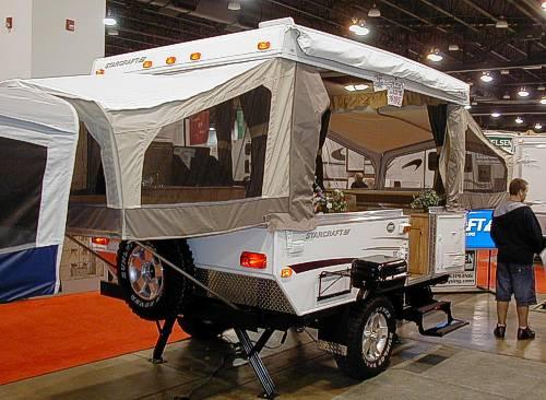 Pop Up Garage : Outback rs