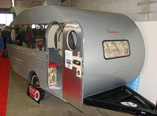 how to get rid of old camper trailer
